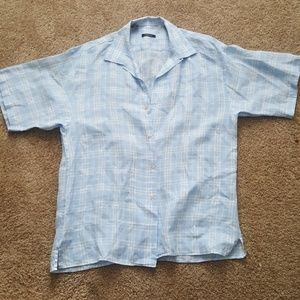 Burberry Linen shirt( NOT SURE OF AUTHENTICITY)